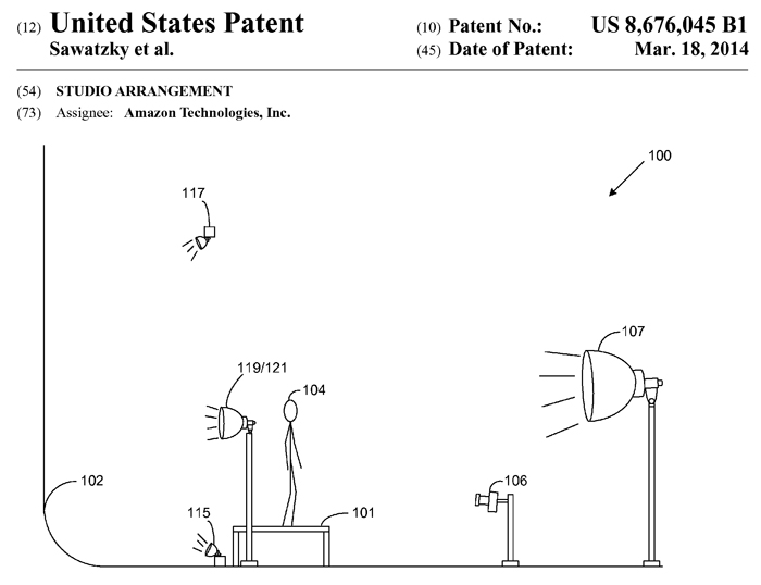 amazonの米国特許権