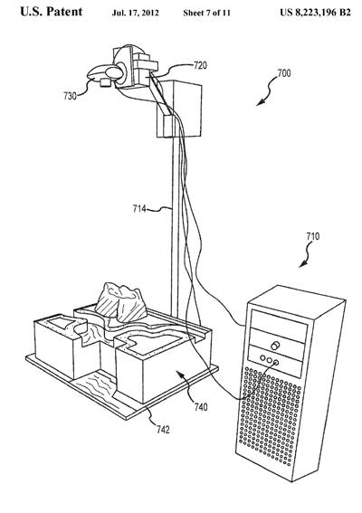 ディスニーの米国特許権
