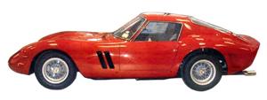『フェラーリ』の立体商標権