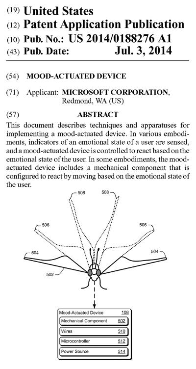 マイクロソフトの米国特許出願