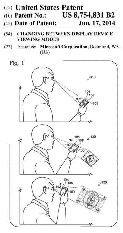 マイクロソフトの米国特許権