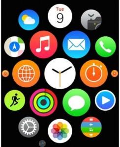 Apple Watchの商標登録申請