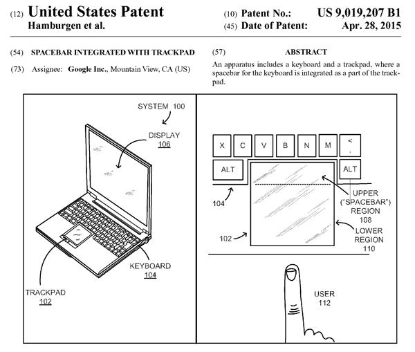 グーグルの米国特許権